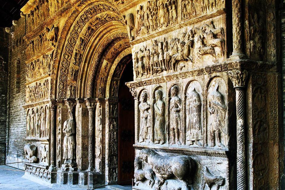 Monastère Santa Maria de Ripoll , España