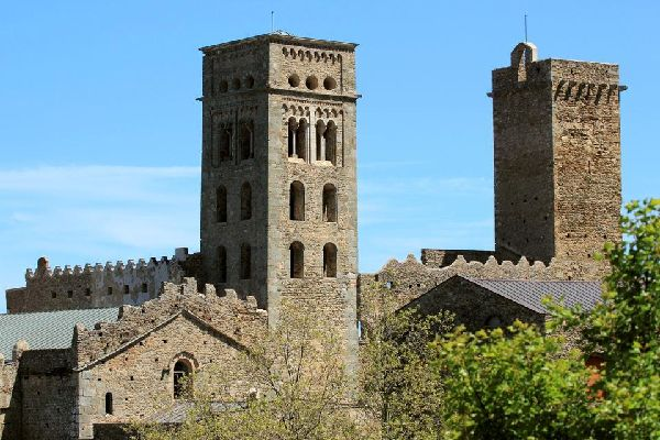 Monastère de Sant Pere de Rodes , Espagne