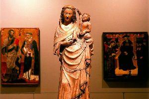 Musée épiscopal de Vic , Espagne