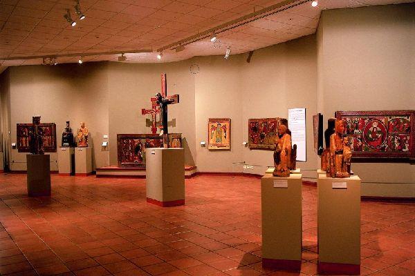 Musée Episcopal de Vic , España