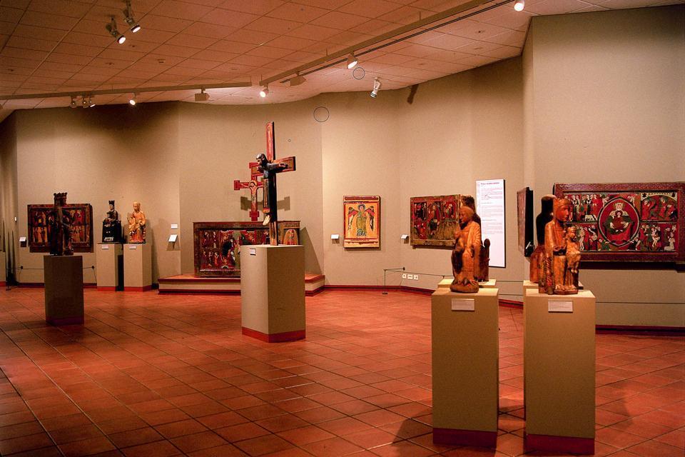Musée Episcopal de Vic , Spanien