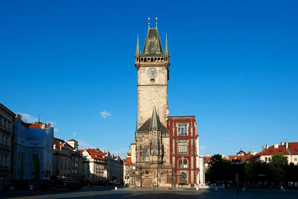 Tour de l'Hôtel de ville , République tchèque