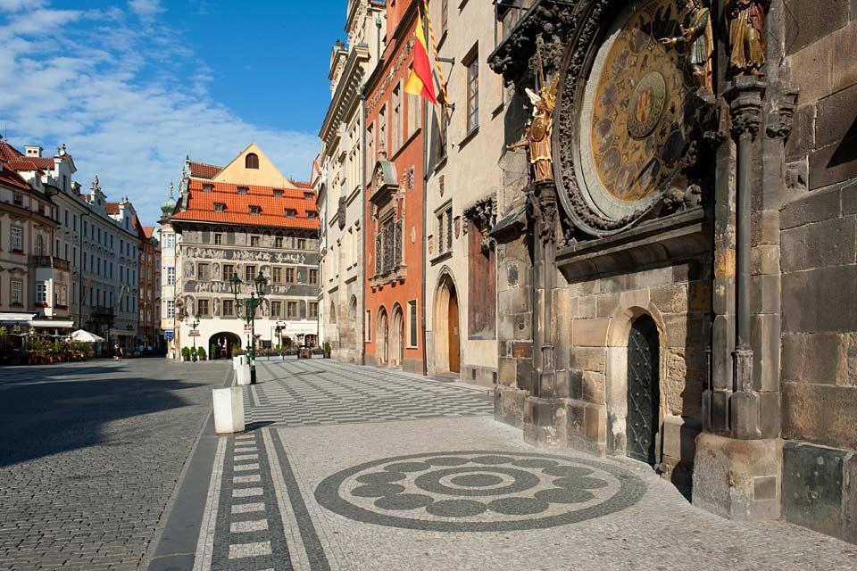 Place de la Vieille Ville , Informations pour les touristes , République tchèque