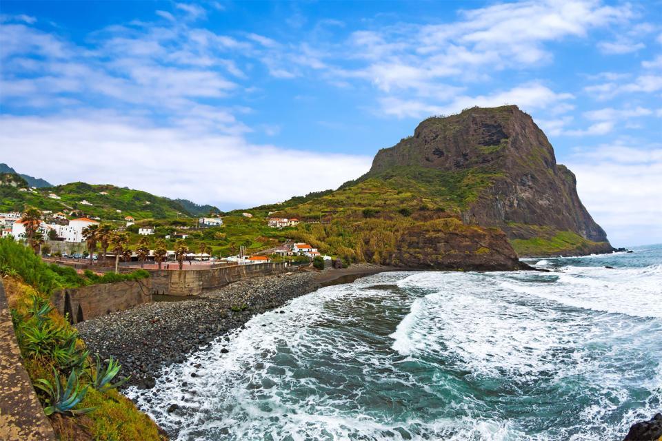 Le spiagge di São Miguel e di Faial , L'isola di Sao Miguel , Portogallo