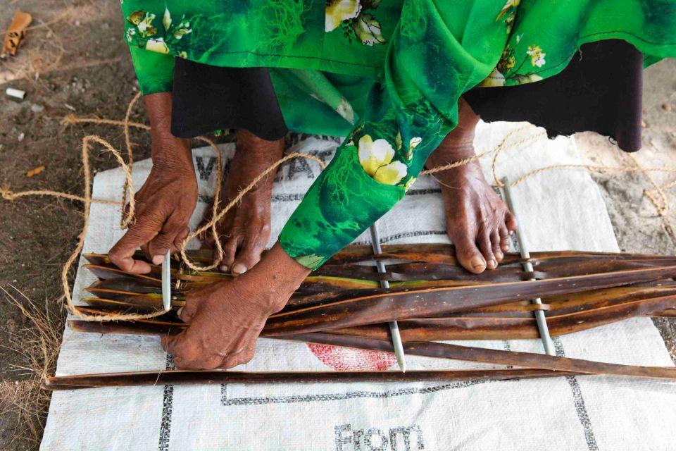 Le stuoie intrecciate, L'artisanat, Le arti e la cultura, Maldive
