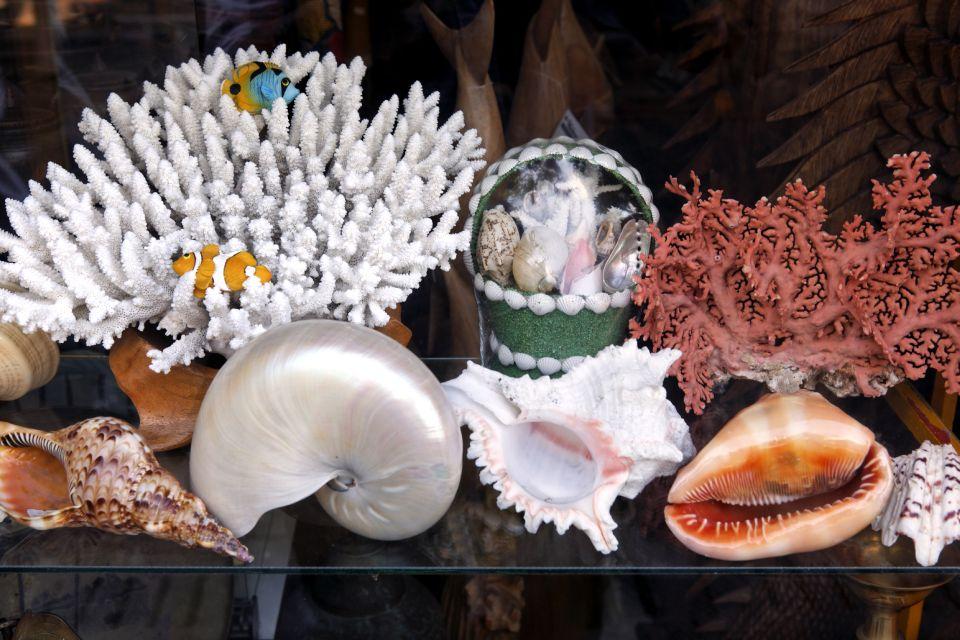 L'Oceano in tasca, L'artisanat, Le arti e la cultura, Maldive