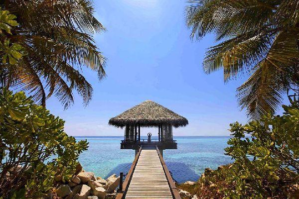 Les spas de rêve , Dream spas , Maldive Islands