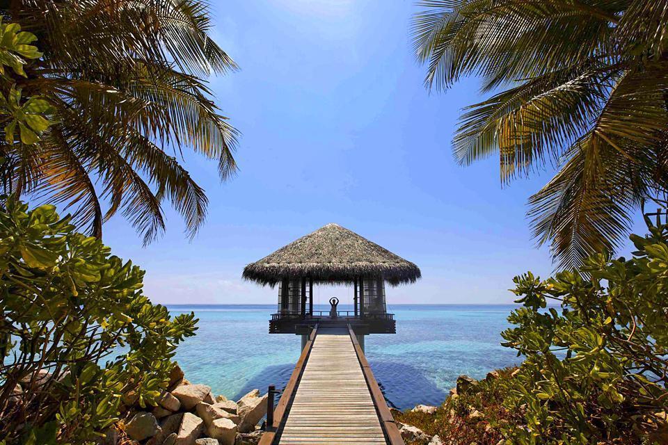 Les spas de rêve , Le spa da sogno , Maldive