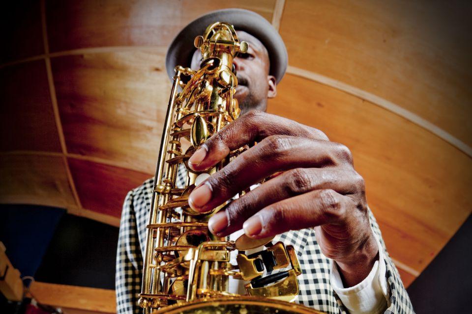 Les arts et la culture, musique, art, cap vert, afrique, instrument, saxophone, instrument, musicien, saxophoniste
