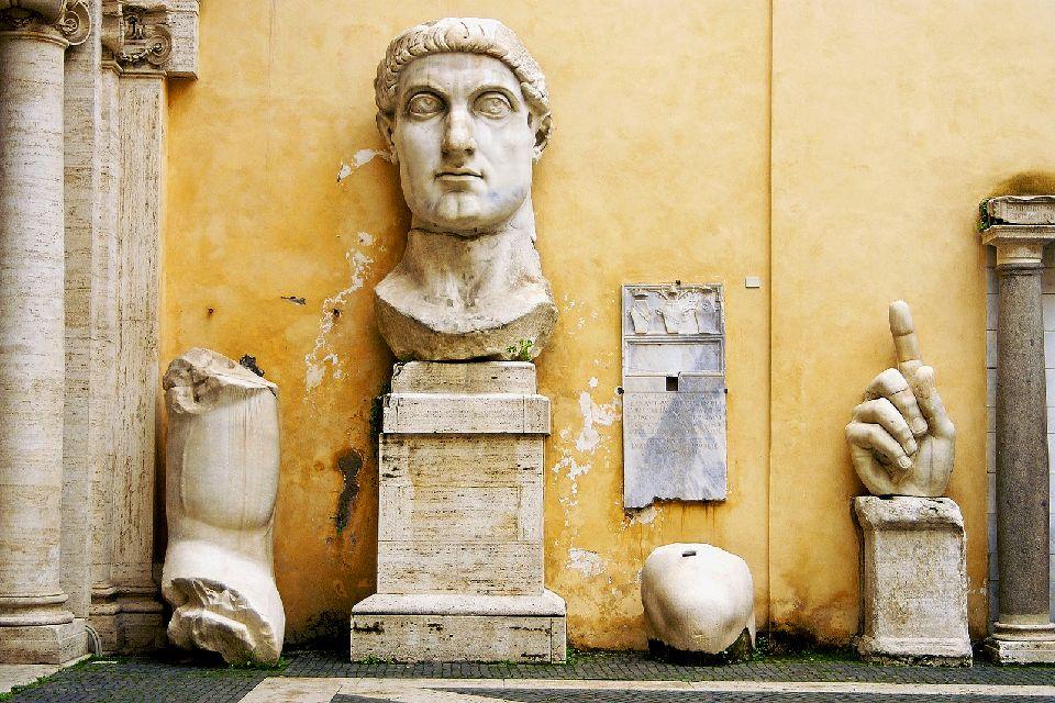 Les musées de Rome , Italie