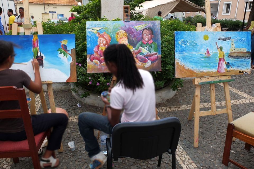 , Painting, Arts and culture, Cape Verde
