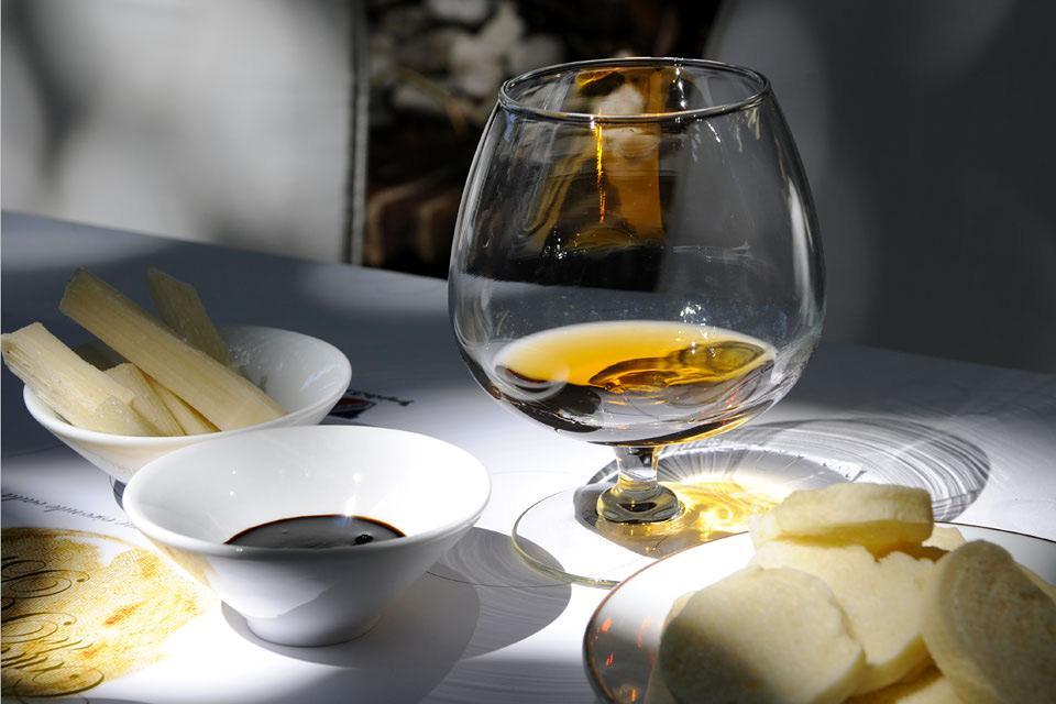 Le rhum , Degustazione di rum , Repubblica Dominicana