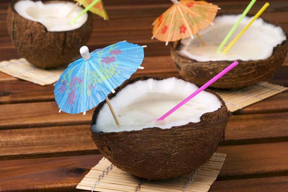 Le rhum , Rum al cocco , Repubblica Dominicana