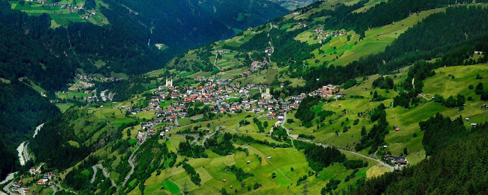 Tirol, Le Tyrol, Die Landschaften, Innsbruck, Österreich