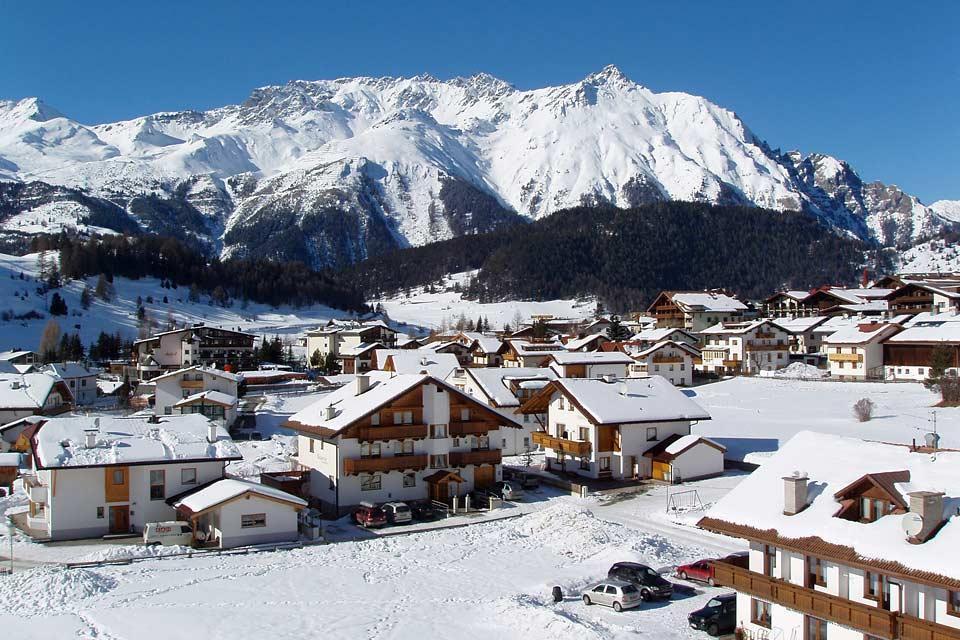 Le Tyrol , Stazione sciistica , Austria