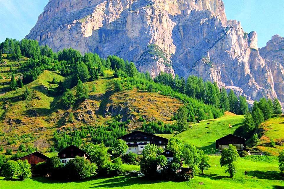 Le Tyrol , La nature est reine , Autriche