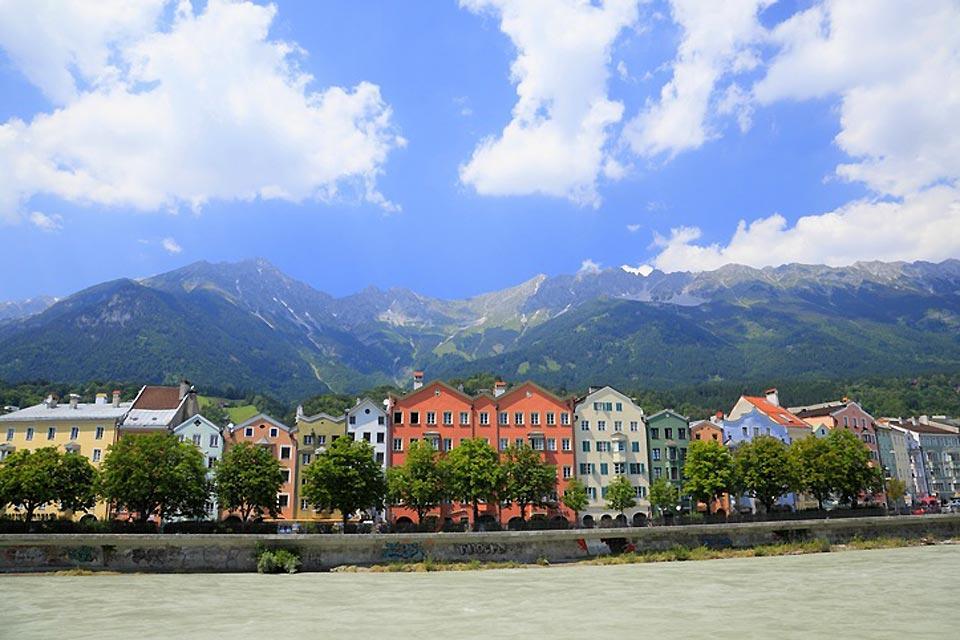 Le Tyrol , Innsbruck , Austria