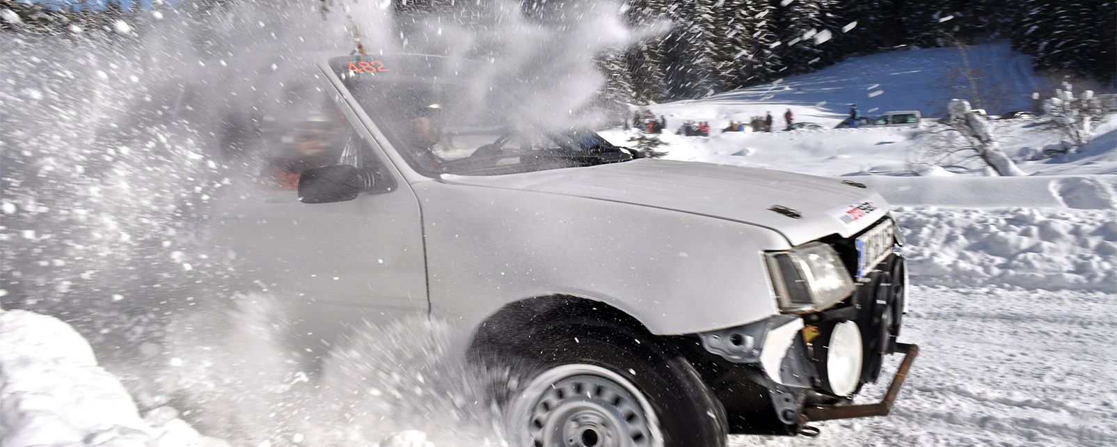 Rallye sur neige , Terre de rallye , Finlande