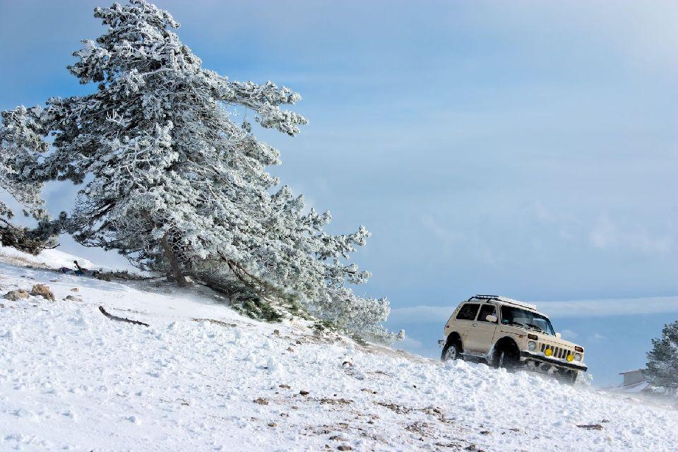Rallye sur neige , Des décors de rêve , Finlande