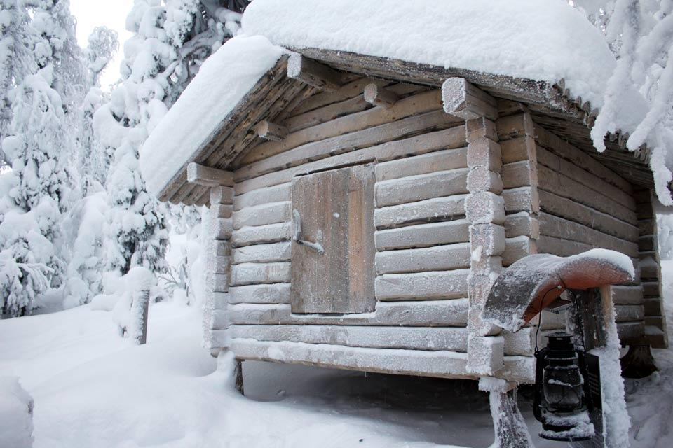 Samiland , Finnland
