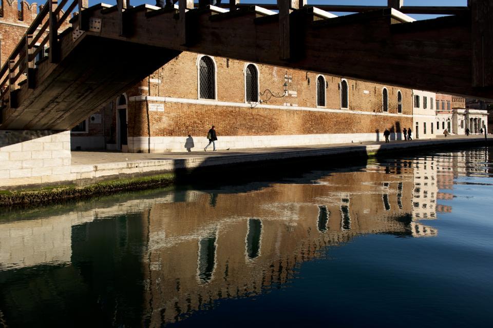 L'Arsenal de Venise , Italie