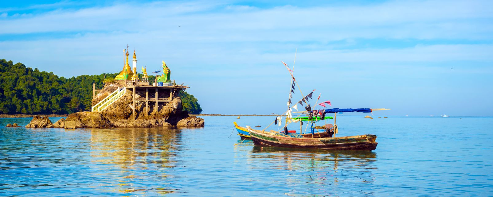 Ngapali, Coasts, Myanmar