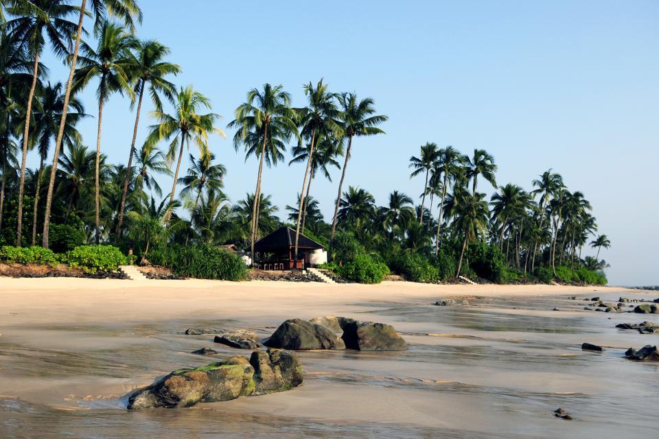 Nagpali , A complete change of scenery , Myanmar
