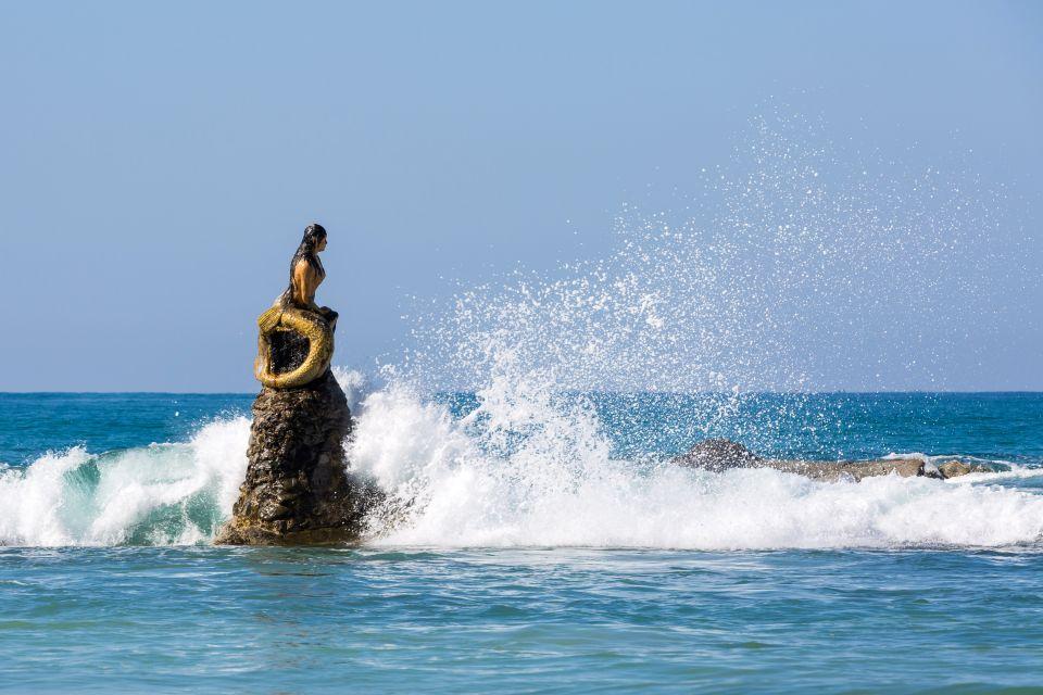 Les côtes, Myanmar, birmanie, asie, station, balnéaire, ngapali, ocean, sirène