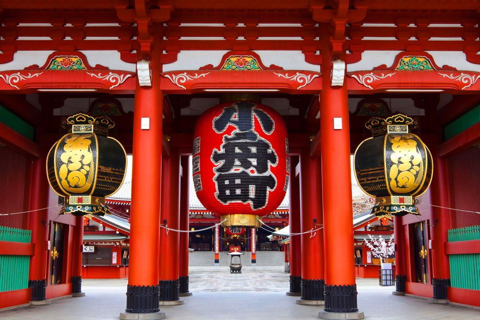 Sensô-Ji , Hozomon Gate , Japan