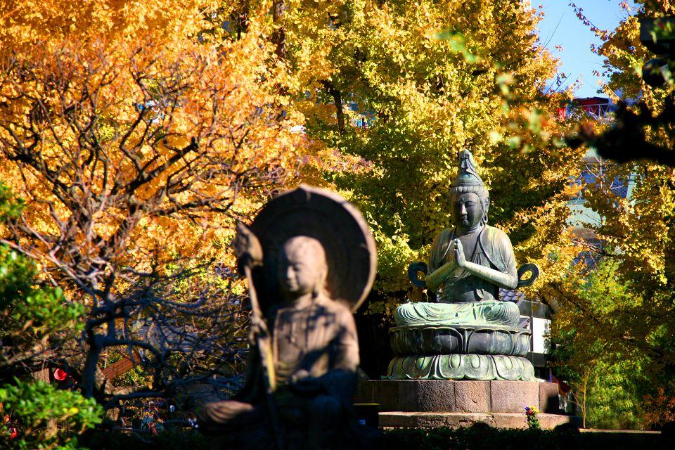 Sensô-Ji , I giardini del Sensô-ji , Giappone