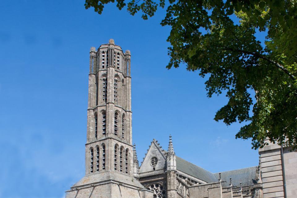 Cathédrale Saint Etienne de Limoges , France