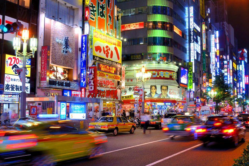 TOKYO-Shinjuku , Le Kabukichô à Shinjuku , Japon