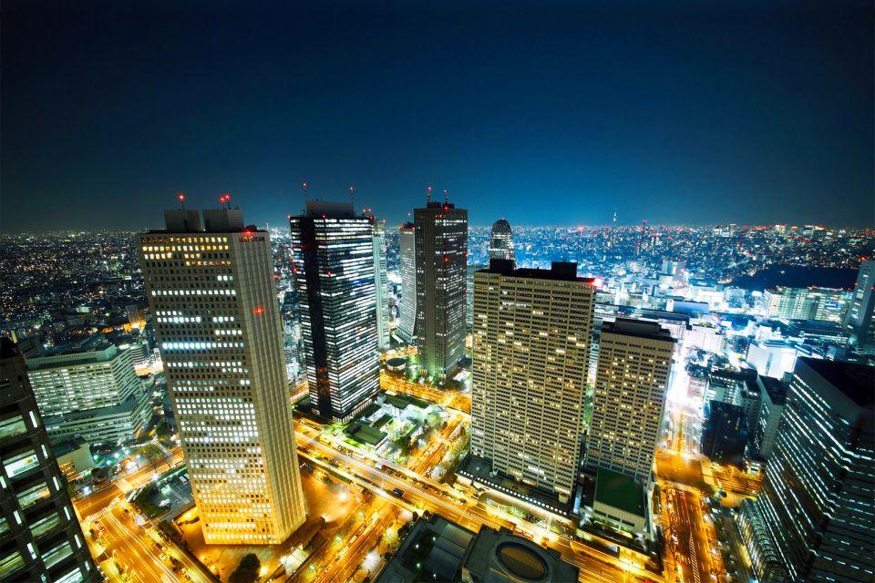 TOKYO-Shinjuku , Tokyo by night , Japon