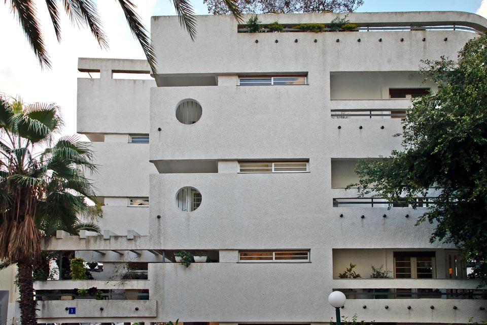 Tel Aviv- Le patrimoine Bauhaus , Le patrimoine Bauhaus , Israël