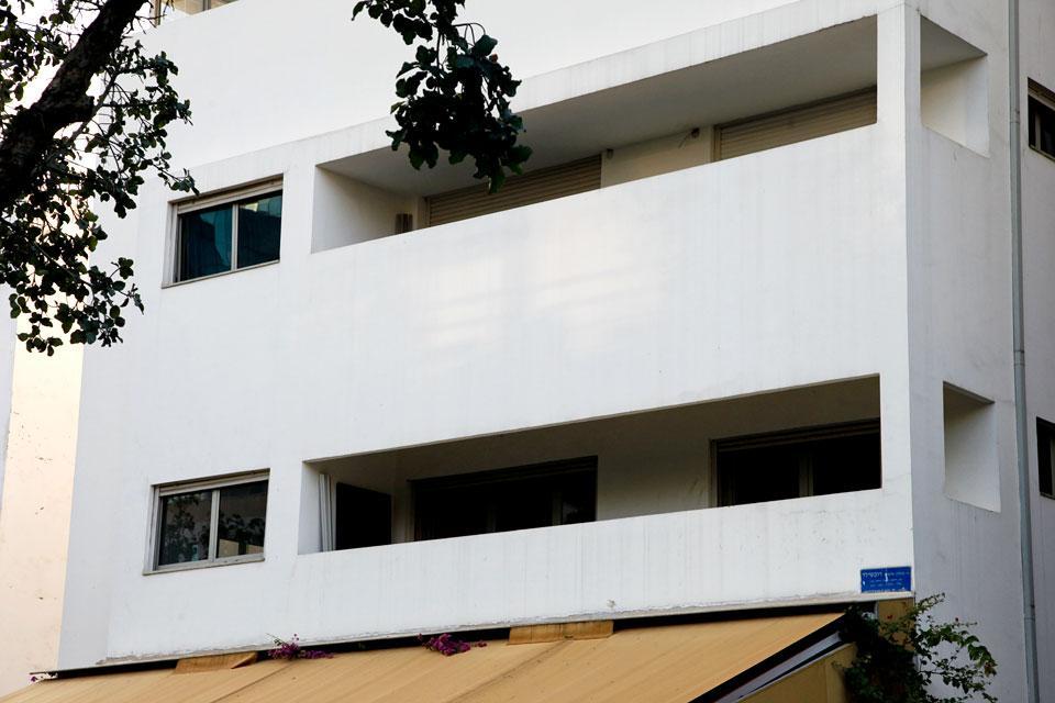 Tel Aviv- Le patrimoine Bauhaus , Un style, des repères , Israël