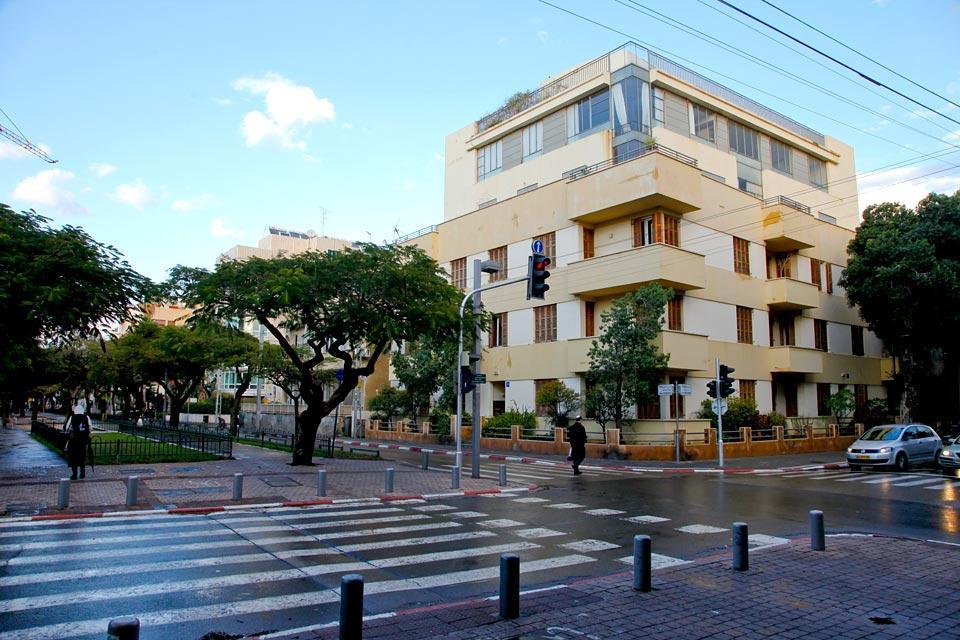 Tel Aviv- Le patrimoine Bauhaus , Un patrimoine préservé , Israël