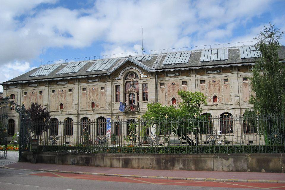 Musée National Adrien Dubouché , France