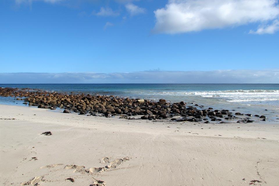 Kangaroo Island , Stokes Bay , Australie