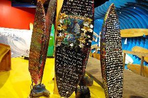 Le musée du surf à Torquay , Australia