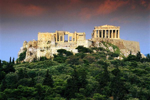 Acropolis, Athens , Greece