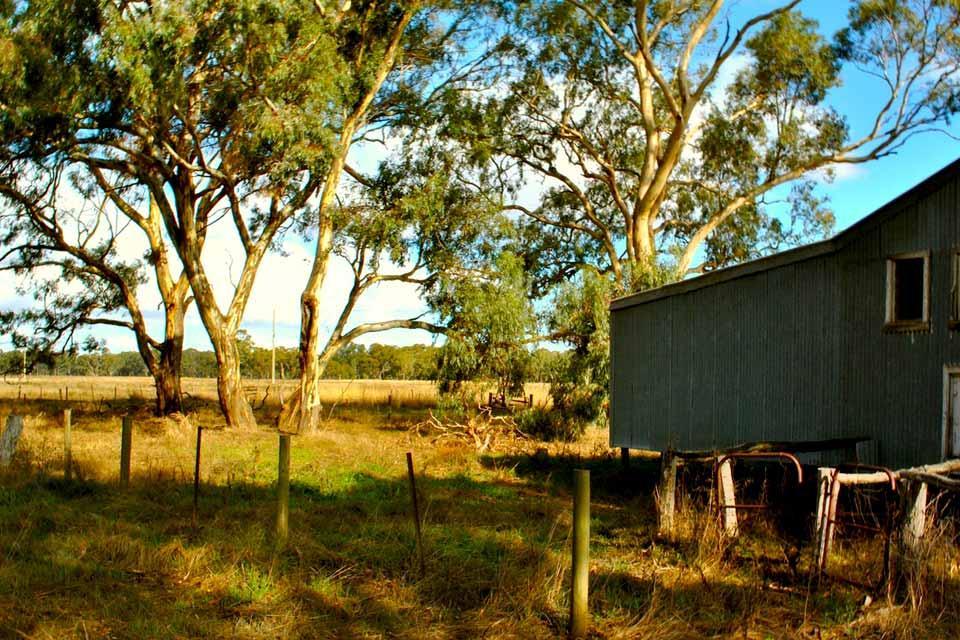 Grampians National Park , Les hébergements du parc , Australie