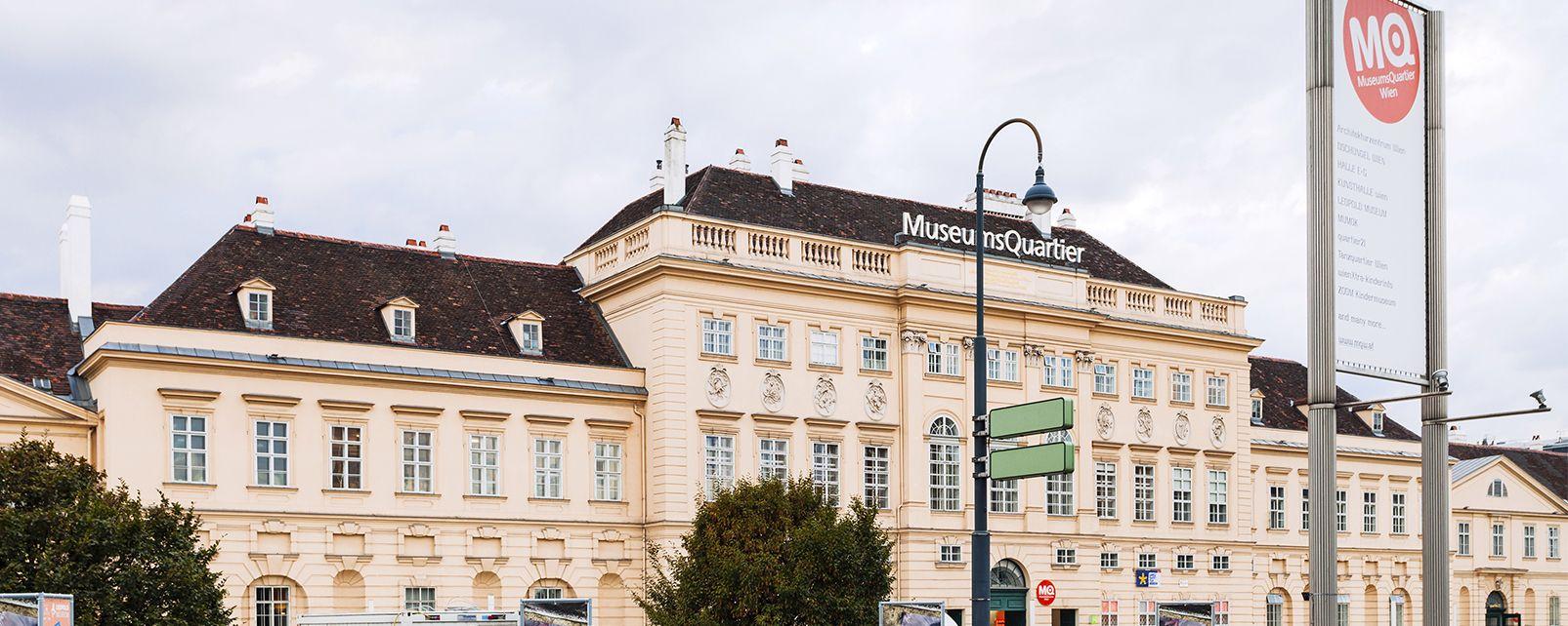 Los museos, MQ  Museums Quartier Wien , MQ Museums Quartier Wien , Viena, Austria