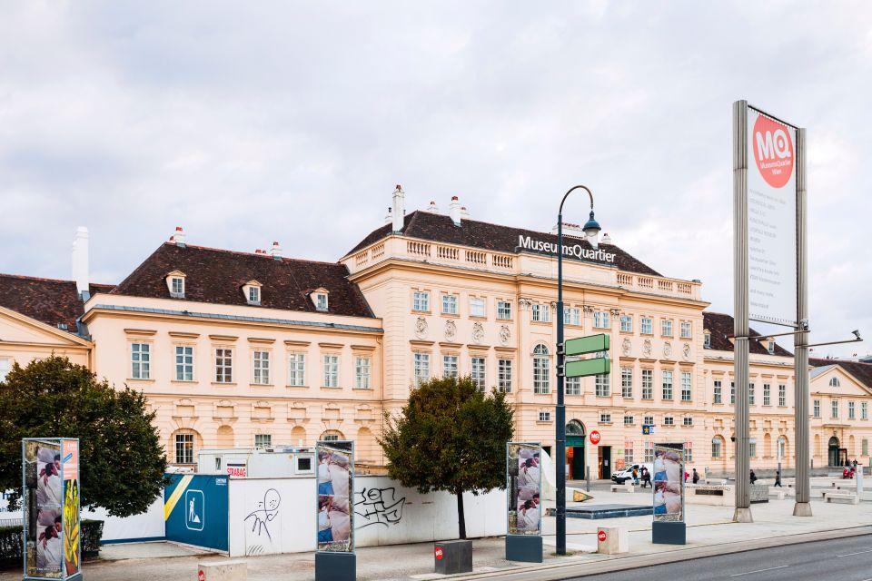 Die Museen, MQ  Museums Quartier Wien , MQ , Das Museumsquartier in Wien , Wien, Österreich