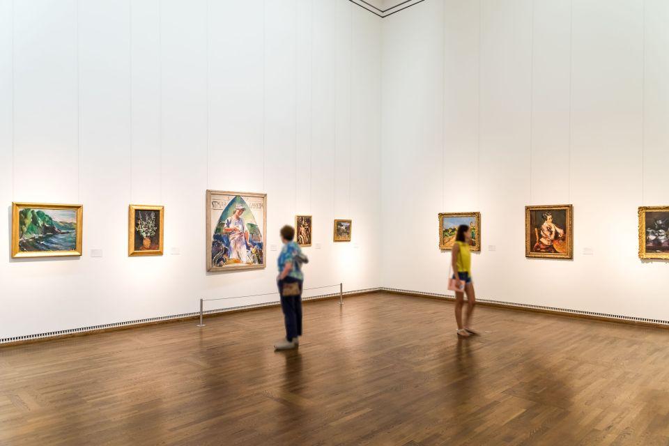 museumsquartier, musée, art, peinture, vienne, autriche, collection, von, Hörmann
