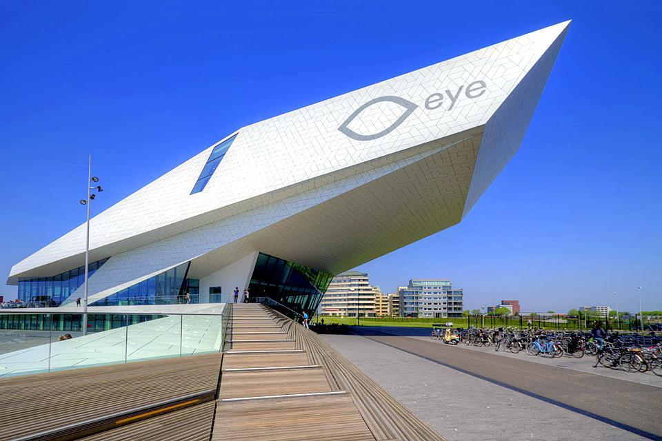 Eye Film Institute , Países Bajos