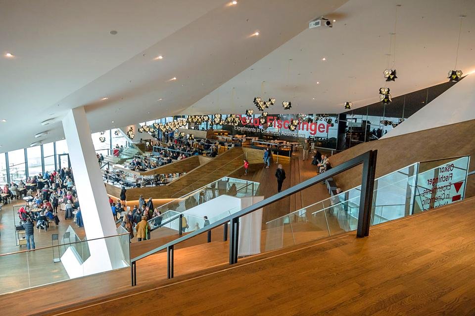 Eye Film Institute , Pays-Bas