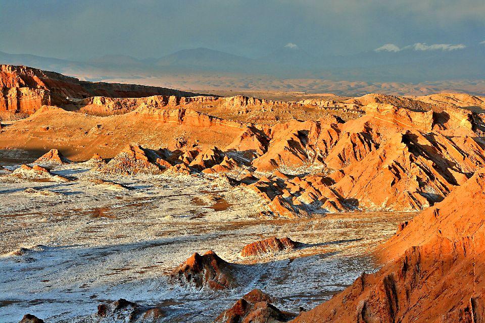 El desierto , Chile