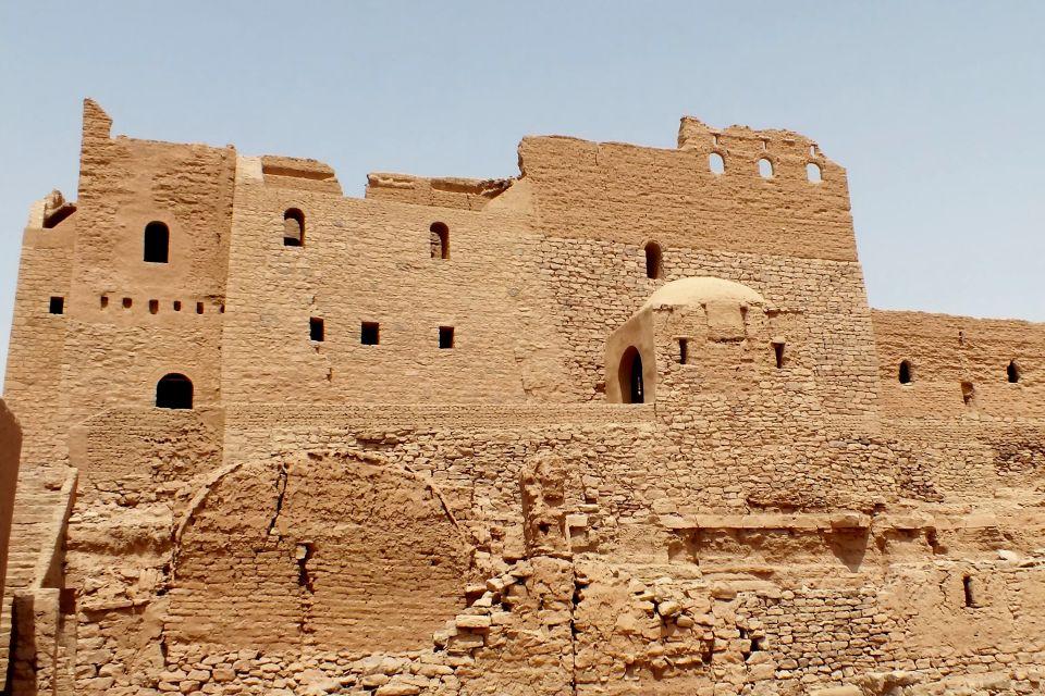 Le monastère Saint-Siméon, Les sites, Egypte