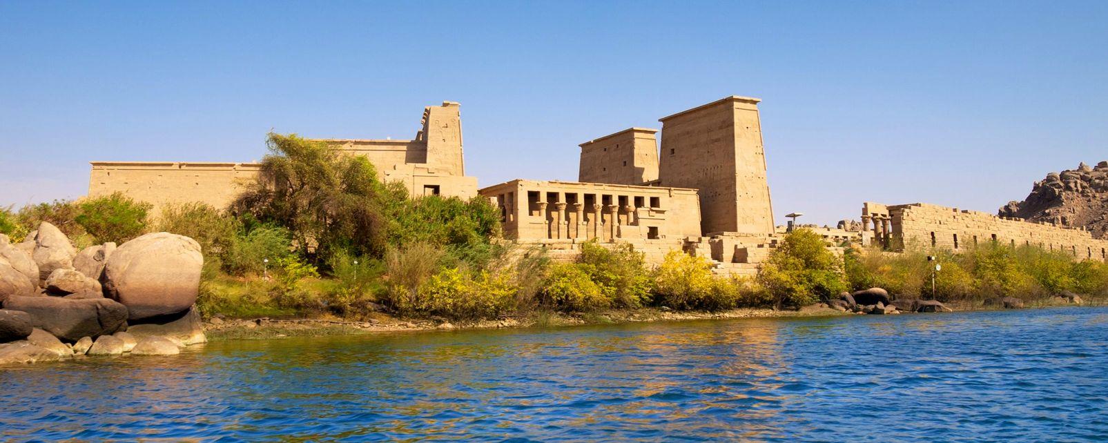 Il Tempio di Iside, I templi del lago Nasser, I siti, Egitto