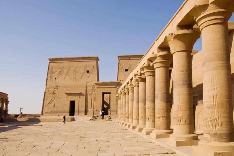 Lake Nasser Temples , Egypt